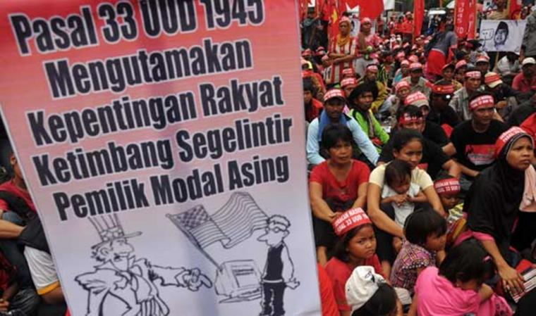 "Lumbung Pangan Nasional ""MIFEE"" Terancam Batal"