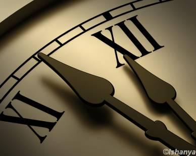 Detik-detik yang Berdetak dalam Hidupmu