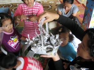 Intip Belajar Sambil Bermain Alang-alang di Ciawi