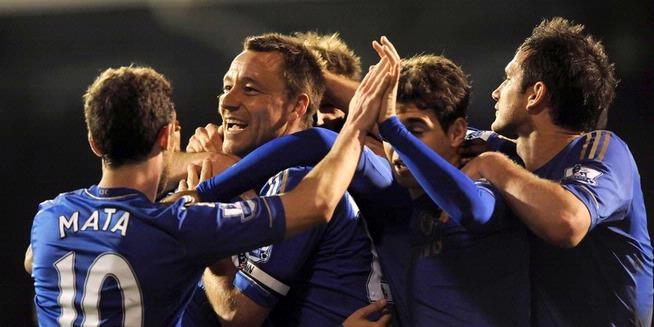 BNI CUP 2013: BNI Indonesia All Star Vs Chelsea FC