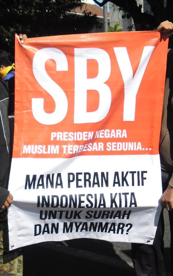 Konflik Rohingya: Jadilah Muslim Selemah-lemah Iman