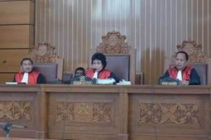 Lagi-Lagi Hakim Albertina Ho Berang Mendengar Kesaksian Abrory Djabbar
