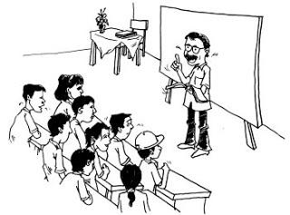 Keberhasilan Pengajaran Bahasa Arab Terletak Pada Gurunya?