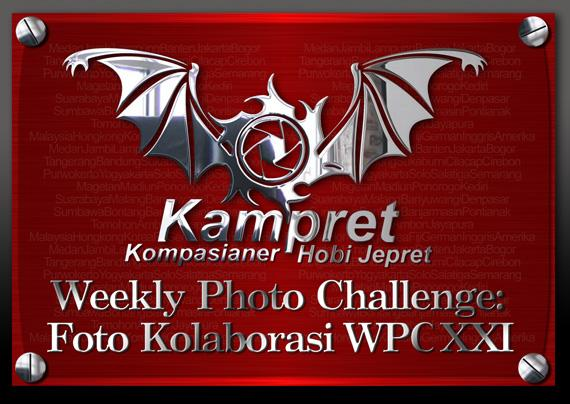 Weekly Photo Challenge: Foto Kolaborasi