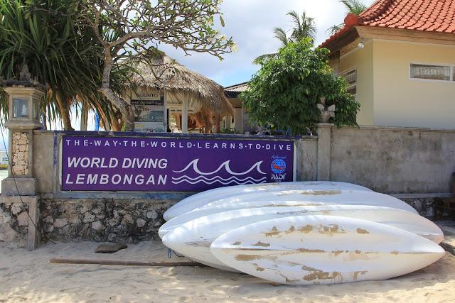 Serunya Jalan-jalan di Dasar Laut Pulau Lembongan, Bali