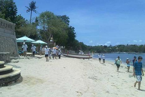 Wisata Bahari di Bali Bersama Kapal Pesiar