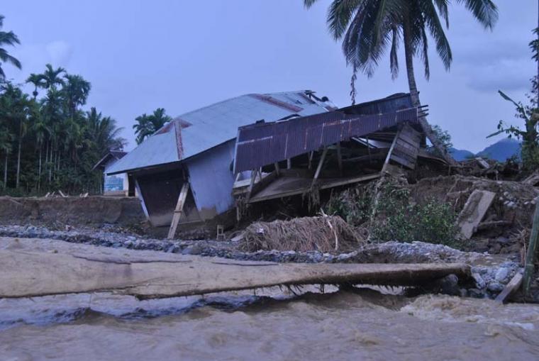 Foto Banjir Bandang di Pidie