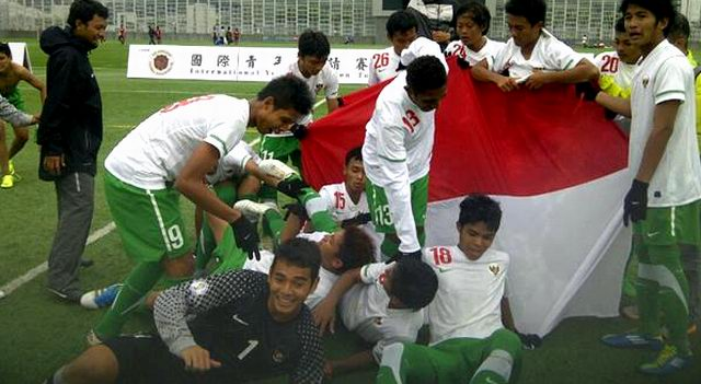 PSSI, TimNas U19 Terus Berkibar