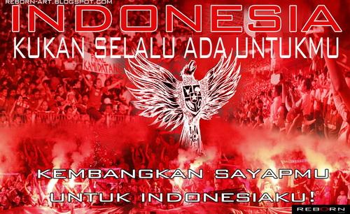 Timnas Indonesia Love U Full
