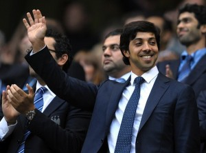 Sheikh Mansour and The Derby Of Manchester