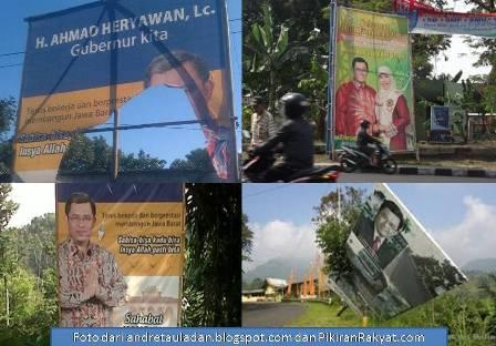 Ahmad Heryawan: Gubernur Sejuta Spanduk