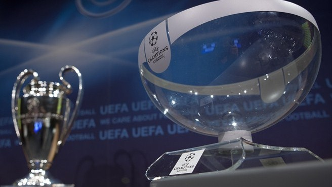 Hasil (Prediksi) Undian 8 Besar Liga Champion Eropa 2012