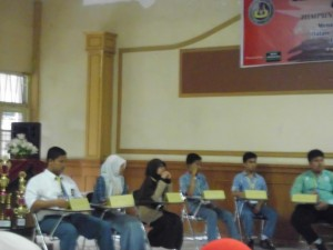 HMJ Sosiologi Sukses Gelar Olimpiade Sosiologi Pertama di Indonesia