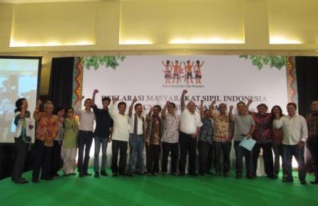 Deklarasi Masyarakat Sipil untuk Hutan Adat