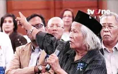 Kasus LHI; Pengadilan Palsu