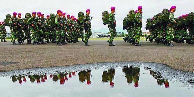 Angkatan Darat dan Percaturan Politik Republik