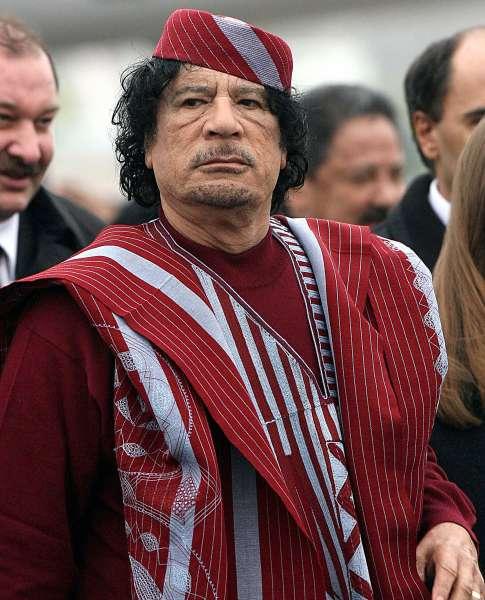 Rakyat Libya Cinta Kolonel Khadafi?
