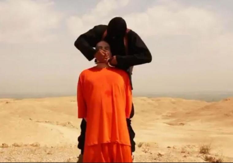 Video Beheading ISIS itu Ternyata Palsu