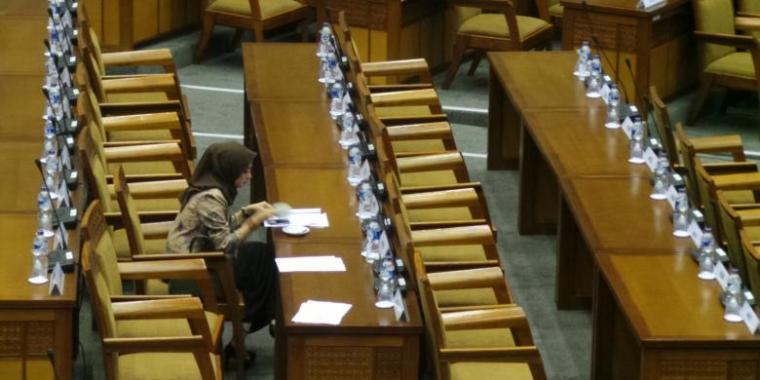 Anggota DPR/DPRD Pantaskah Merasa Terhormat?