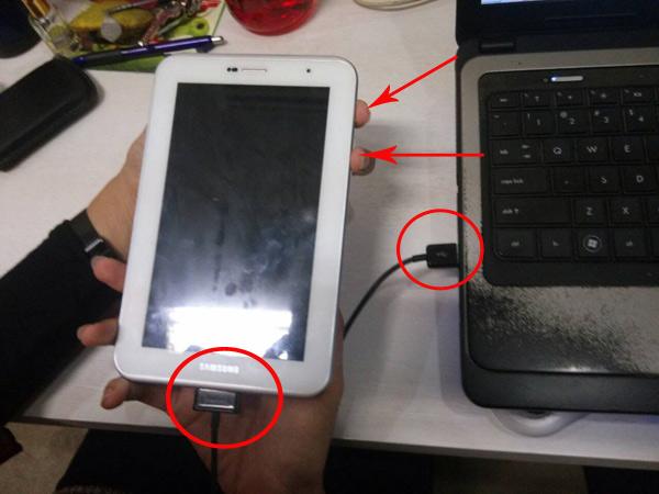 Cara Ampuh Mengatasi Tablet Mati Total