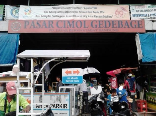 Kualitas Melangit Harga Membumi Di Pasar Cimol Gedebage