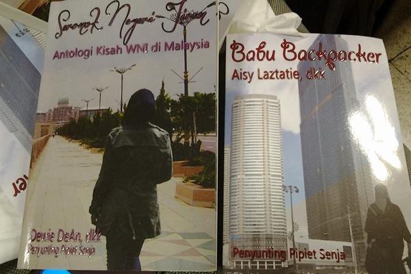 TKI Menulis, di Balik Layar Buku Karya Pahlawan Devisa!
