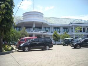 RSUD Wonosari Ngurusi Parkir, Termahal di Indonesia