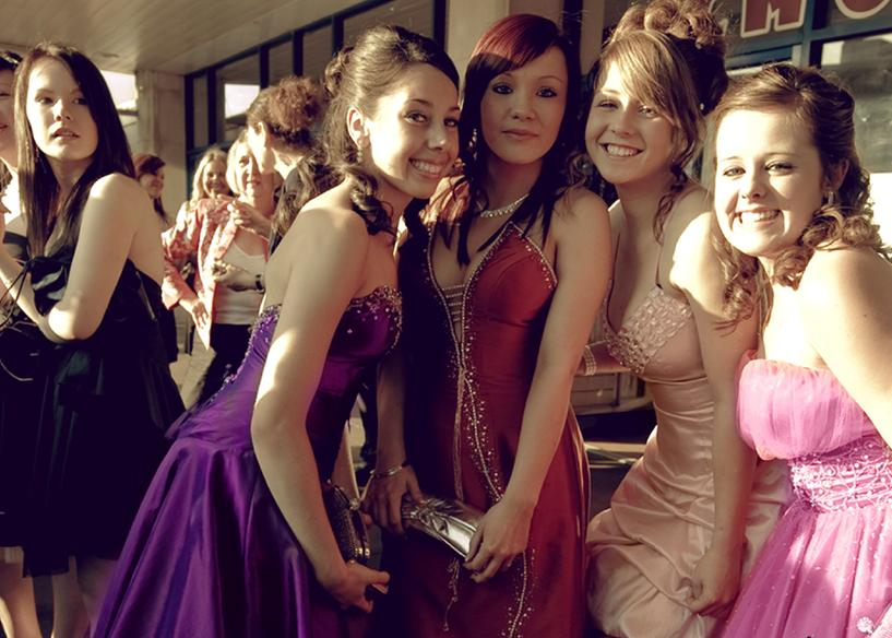 Girls Prom Night