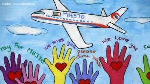MEWASPADAI KONSPIRASI HILANGNYA PESAWAT MALAYSIA AIR LINES