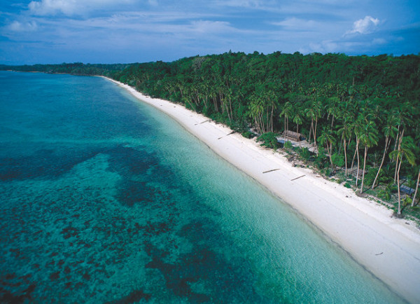 Eksotisme Alam Kota Tual-Maluku Tenggara