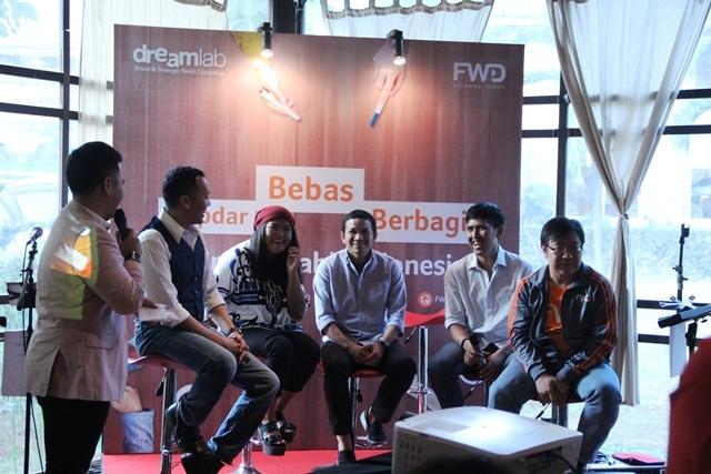 Unstoppable Indonesia: Muda, Passionate dan Bernyali