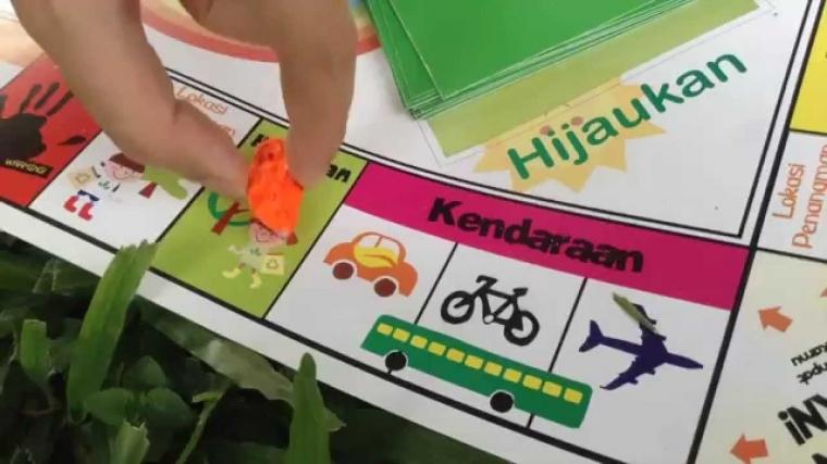 Ecofunopoly, Mainan Edukatif Sarat Pesan Cinta Lingkungan