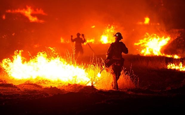 Cara Amerika Serikat Mengelola Kebakaran Hutan
