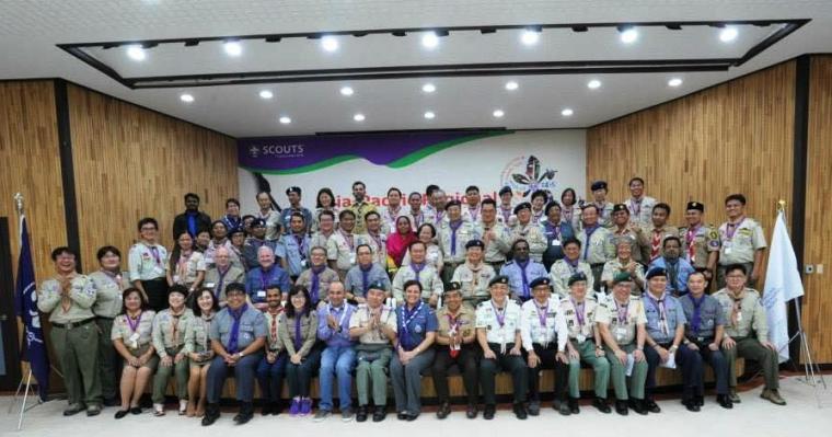 Kabar dari Korea (2): Tiga Pembina Pramuka Indonesia Ikut Pendidikan di Korea