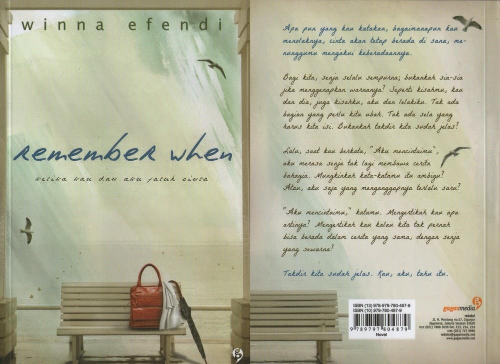 Novel Remember When Winna Efendi Pdf