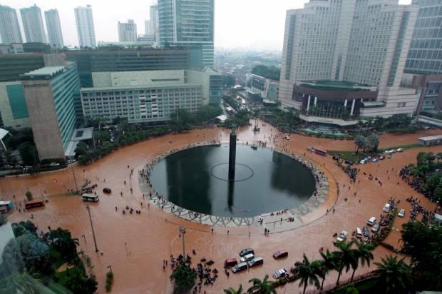 Menanti Banjir Jakarta