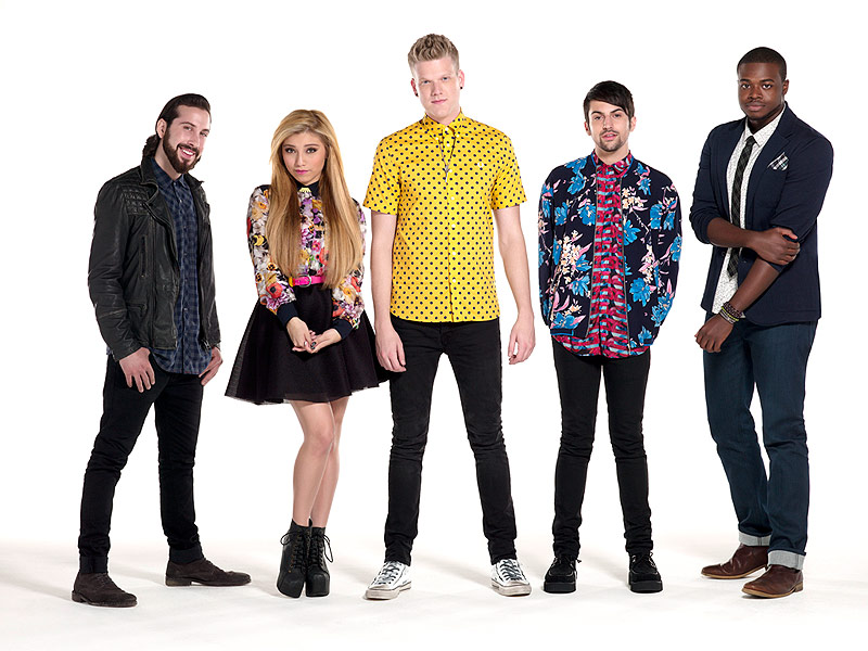 Are any of the members of pentatonix dating