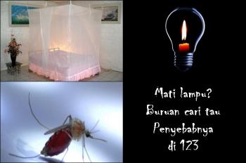 Mati Lampu Dan Solusinya Kompasianacom
