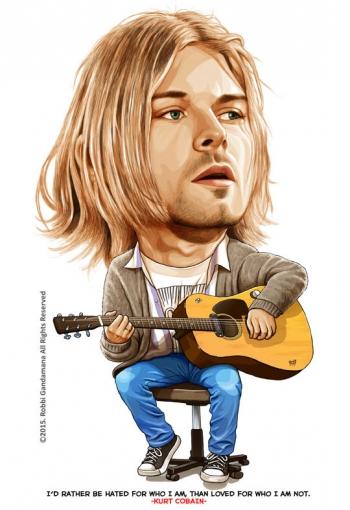 Belajar Dari Kurt Cobain Halaman All Kompasianacom