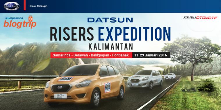 [Etape 3] Kompasiana BlogTrip: Datsun Riser Expedition Kalimantan