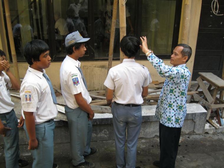 Jangan Remehkan Aturan Rambut Siswa Oleh Fadhli Lukman Kompasiana Com