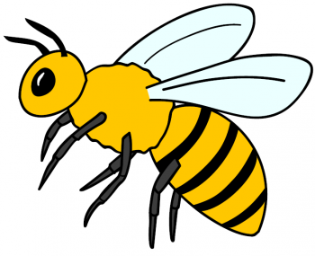 80+ Gambar Animasi Lebah Terlihat Keren