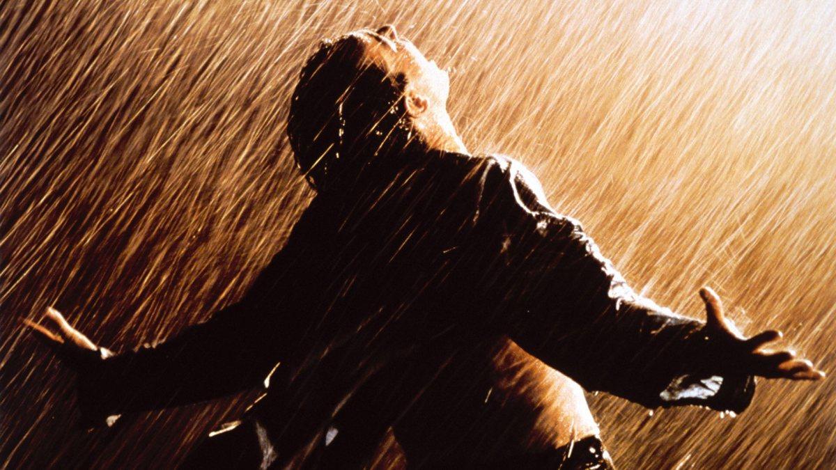 Tangisan Lelaki Hujan
