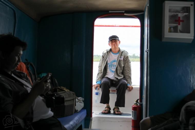 Belajar dari Ang Tek Khun di Datsun Risers Expedition dan Kompasiana Blog Trip