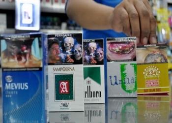 Efektifkah Peringatan dengan Gambar Seram pada Kemasan Rokok