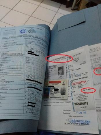 Perpanjang Sim C Di Polres Cirebon Hanya Rp 75000