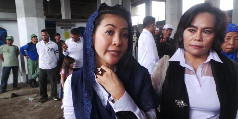 Inikah si Wanita Emas Calon Gubernur DKI?