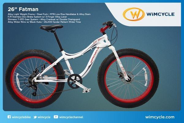 Inilah 4 Alasan Kenapa Saya 'Ngidam' Memiliki Sepeda Fat Man Wimcycle