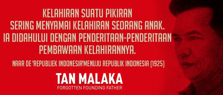 Minke dan Tan Malaka
