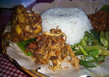Hasil gambar untuk nasi puyung